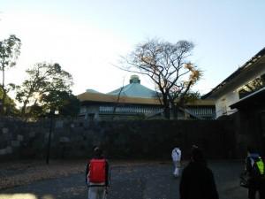 これが、日本武道館