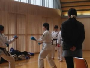 20150211 高体連選考会 (2)