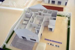 ―住宅地に建つ喫茶店兼用住宅―